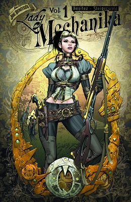 Lady Mechanika: Volume 1: Mystery of the Mechanical Corpse TP
