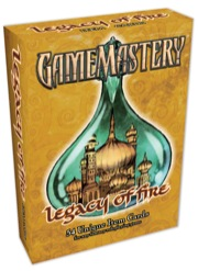 Pathfinder: Game Mastery: Legacy of Fire