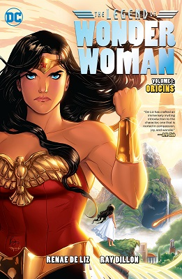 Legend of Wonder Woman: Origins TP