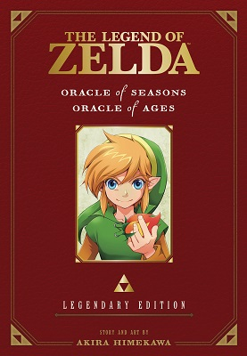 The Legend of Zelda: Volume 2: Oracle of Seasons and Oracle of Ages TP (Legendary Edition)
