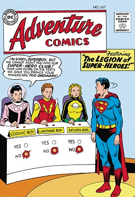 Legion of Superheroes: Silver Age Omnibus: Volume 1 HC