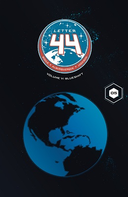 Letter 44: Volume 5: Blueshift TP
