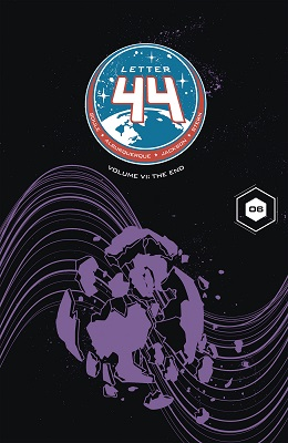 Letter 44: Volume 6: The End TP