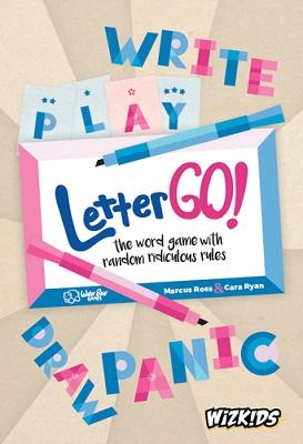 Letter Go Card Game