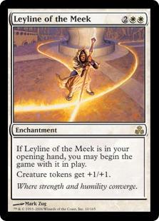 Leyline of the Meek