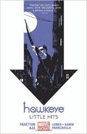 Hawkeye Vol 2: Little Hits softcover - Used