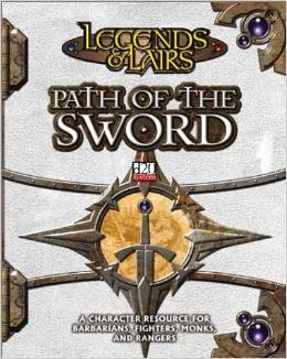 D20: Legends and Lairs: Path of the Sword - Used