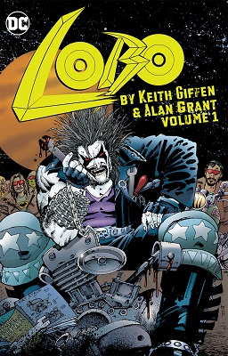 Lobo by Giffin and Grant: Volume 1 TP
