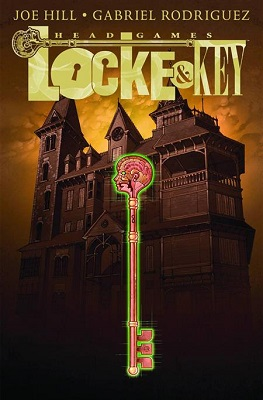 Locke and Key: Volume 2: Head Games HC