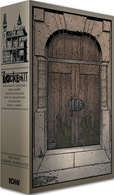Locke and Key: Holiday Set TP