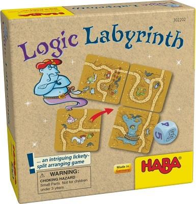 Logic Labyrinth Card Game