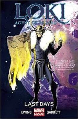 Loki: Agent of Asgard: Volume 3: Last Days TP