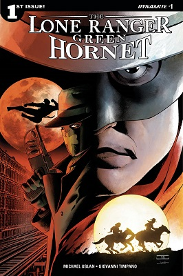 Lone Ranger Green Hornet (2016) Complete Bundle - Used