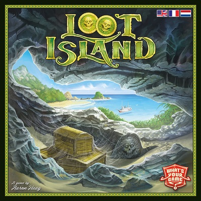 Loot Island Card Game