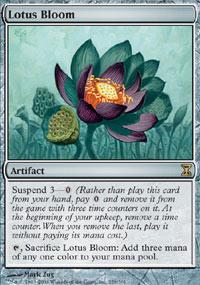 Lotus Bloom - (Time Spiral) - FOIL