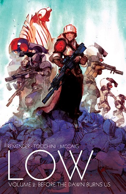 Low: Volume 2: Before the Dawn Burns Us TP