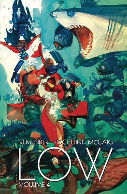 Low: Volume 4: Outer Aspects of Inner Attitudes TP (MR)