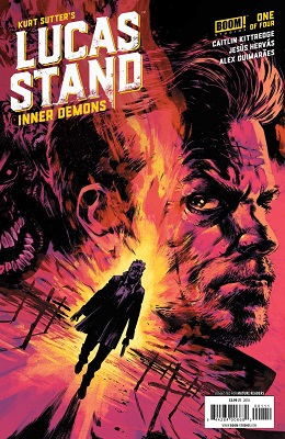 Lucas Stand: Inner Demons (2018 Series) Complete Bundle - Used