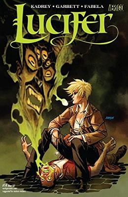 Lucifer no. 14 (2015 Series) (MR)