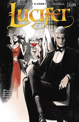 Lucifer no. 19 (2015 Series) (MR)