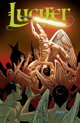 Lucifer: Volume 2: Father Lucifer TP (MR)