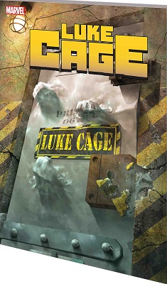 Luke Cage: Volume 2: Caged TP