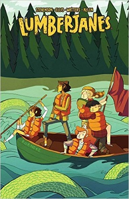 Lumberjanes: Volume 3 TP