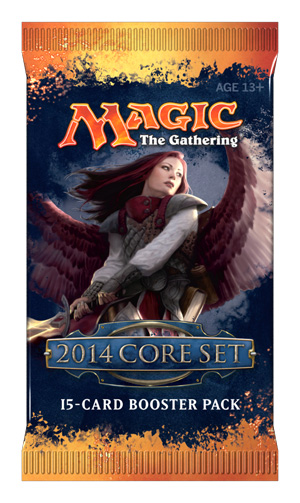 Magic the Gathering: 2014 Booster