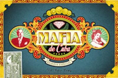 Mafia de Cuba Card Game