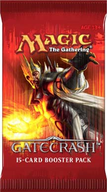 Magic the Gathering: Gatecrash Booster