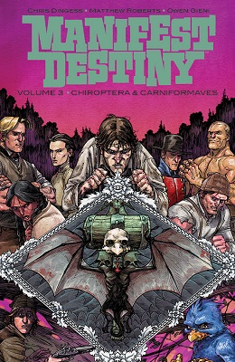 Manifest Destiny: Volume 3 TP (MR)