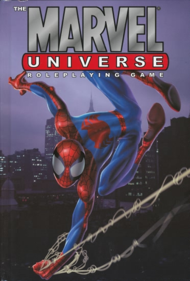 Marvel Universe RPG - Used