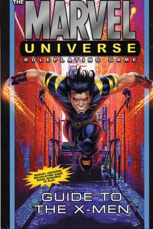Marvel Universe RPG: Guide to the X-Men - Used