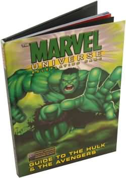 Marvel Universe RPG: Guide to the Hulk and the Avengers - Used