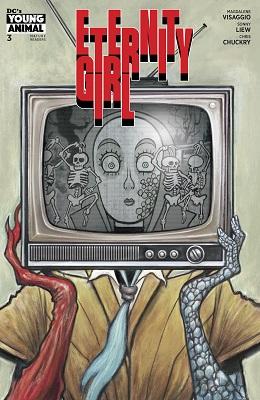 Eternity Girl no. 3 (3 of 6) (2018 Series) (MR)