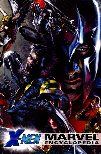 Marvel Encyclopedia: Volume 2: X-Men - Used