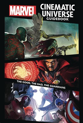Marvel Cinematic Universe Guidebook HC