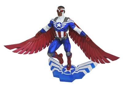 Marvel Gallery: Captain America Sam Wilson Figure