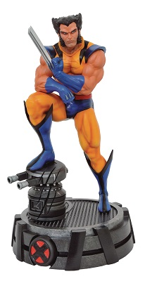 Marvel Premium Collection: Wolverine Statue
