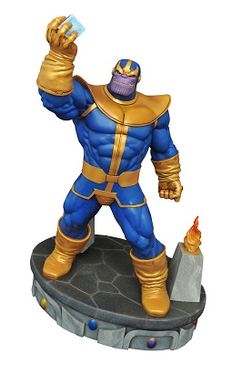 Marvel Premium Collection: Thanos Statue