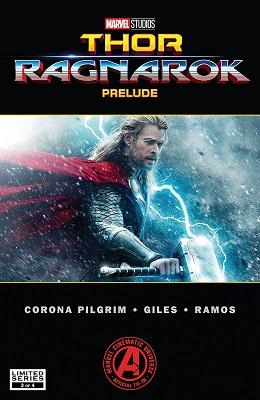 Thor: Ragnarok Prelude TP