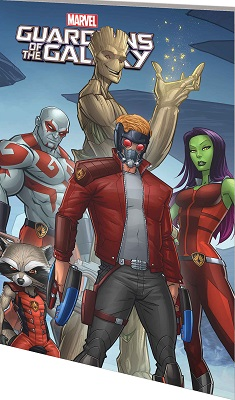 Marvel Universe: Guardians of the Galaxy Digest: Volume 6 TP