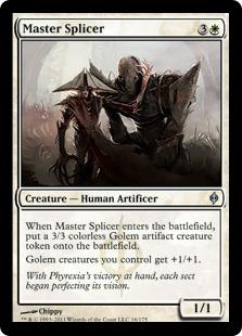 Master Splicer