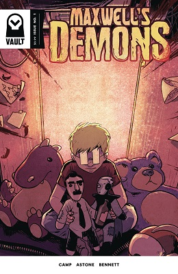 Maxwells Demons (2017) - Complete Bundle - Used