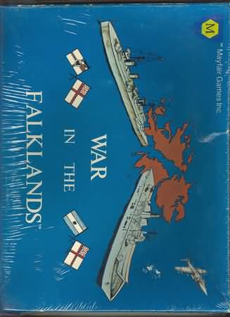 War in the Falklands - Used
