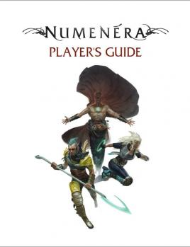 Numenera Player's Guide - Used