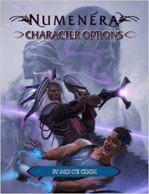 Numenera: Character Options - Used