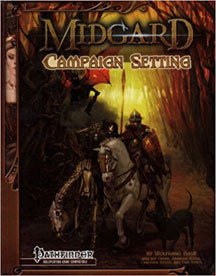 Midgard Campaign Setting Role Playing - USED