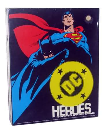 DC Heroes RPG Box Set - Used