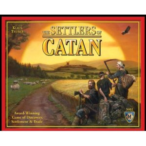 The Settlers of Catan - Rental